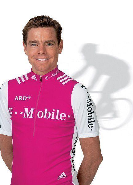 Imagem rara: Evans no uniforme T-Mobile